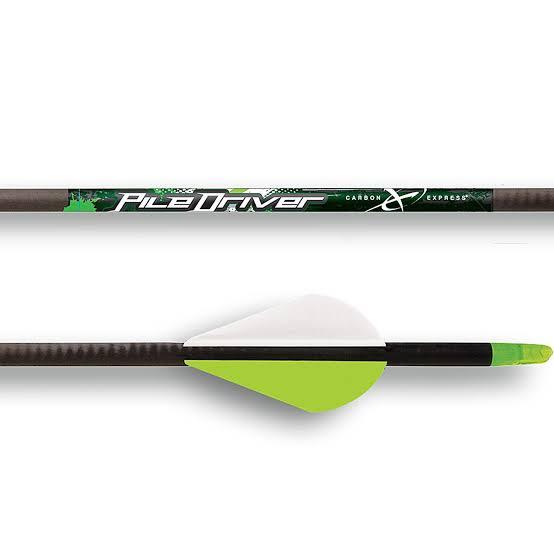 Carbon Express PileDriver X-Bolts