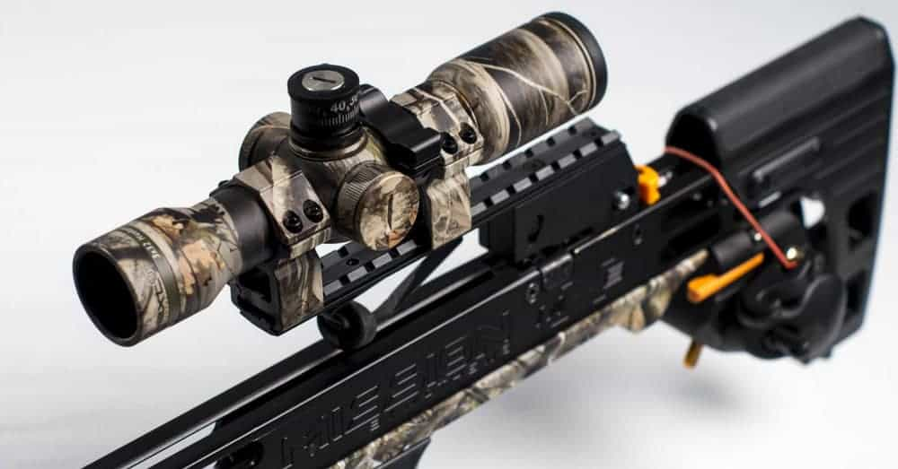 best crossbow scopes