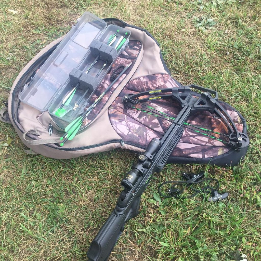 Barnett Wildcat C6 Crossbow Kit