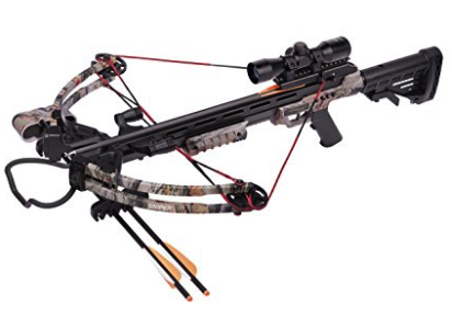 CenterPoint Sniper 370 tactical crossbow