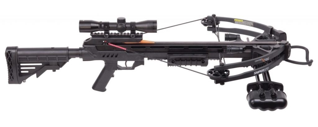 best recurve crossbow 2021 centerpoint sniper 370