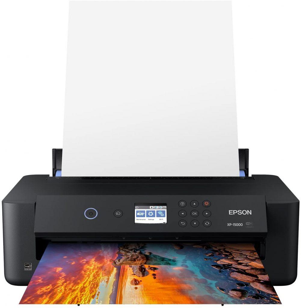 Epson Expression Photo HD XP-15000 tshirt sublimation printer