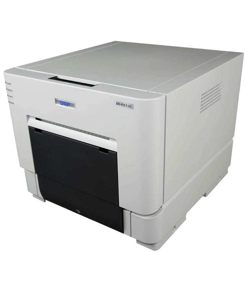"""DNP DS-RX1HS 6"""" Dye Sublimation Printer"""