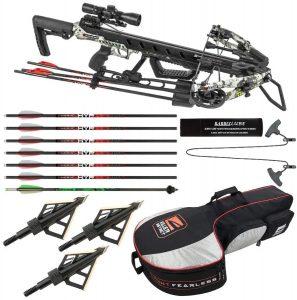 killer instinct crossbow package review