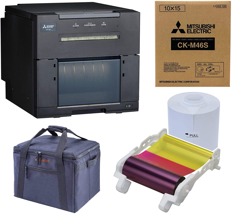 Mitsubishi CP-M1A Professional Dye Sub Photo Printer