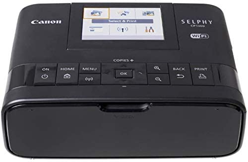 canon selphy cp1300 dye sublimation